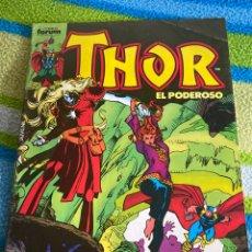 Cómics: THOR EL PODEROSO NÚMERO 32. Lote 220838167
