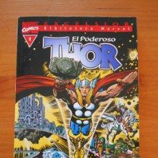 Cómics: EL PODEROSO THOR Nº 1 - BIBLIOTECA MARVEL EXCELSIOR - FORUM (E). Lote 220845450