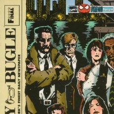 Comics: DAILY BUGLE (ESPECIAL SPIDERMAN). Lote 220864171