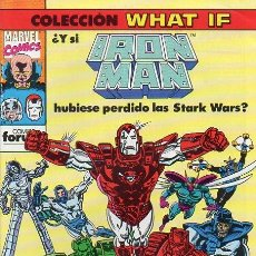 Cómics: WHAT IF? VOL.1 Nº 34 - FORUM. Lote 220918351