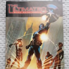 Cómics: THE ULTIMATES VOL. 1 FORUM COMPLETA - MARK MILLAR BRYAN HITCH BUEN ESTADO. Lote 220948415