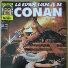 Cómics: LA ESPADA SALVAJE DE CONAN 165. Lote 220975321