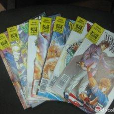 Cómics: DRUNKEN FIST. HEROES ORIENTALES. JADEMAN COMICS. Nº 1, 3, 4, 5, 6, 7, 10, 11 Y 12.. Lote 221093952