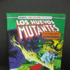 Cómics: LOS NUEVOS MUTANTES Y DOS EPISODIOS INEDITOS DE COLOSO. Nº 49. FORUM.. Lote 221104522