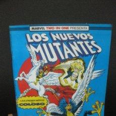 Cómics: LOS NUEVOS MUTANTES Y DOS EPISODIOS INEDITOS DE COLOSO. Nº 52. FORUM.. Lote 221106876