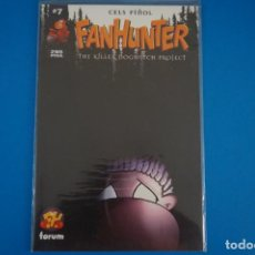 Cómics: COMIC DE FANHUNTER THE KILLER DOGWITCH PROJECT AÑO 2000 Nº 7 DE FORUM LOTE 9 C. Lote 221122365