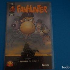 Cómics: COMIC DE FANHUNTER EL GUERRERO DEL ANTIFAN II AÑO 2000 Nº 5 DE FORUM LOTE 9 C. Lote 221122707