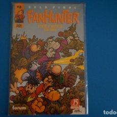 Cómics: COMIC DE FANHUNTER VIVIR Y MORIR EN BNC AÑO 2000 Nº 3 DE FORUM LOTE 9 C. Lote 221122980