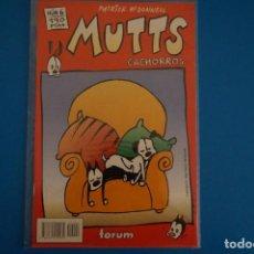 Cómics: COMIC DE MUTTS CACHORROS AÑO 1999 Nº 6 DE FORUM LOTE 18 F. Lote 221124581
