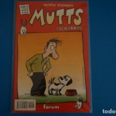 Cómics: COMIC DE MUTTS CACHORROS AÑO 1999 Nº 4 DE FORUM LOTE 18 F. Lote 221124672
