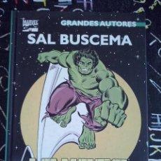 Comics : PLANETA - TOMO TAPA DURA GRANDES AUTORES SAL BUSCEMA LA MASA. MUY BUEN ESTADO. Lote 221132481
