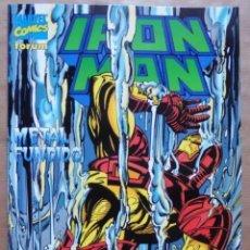 Cómics: IRON MAN METAL FUNDIDO - FORUM - DESCATALOGADO. Lote 221224491