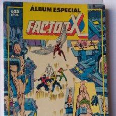 Cómics: ALBUM ESPECIAL FACTOR X. Lote 221248842