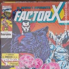 Cómics: FACTOR X Nº62. Lote 221265222