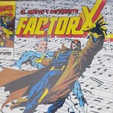 Cómics: FACTOR X Nº63. Lote 221265240