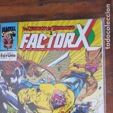 Cómics: FACTOR X Nº68. Lote 221265305