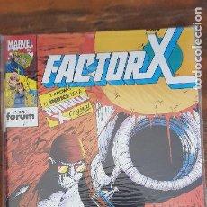 Cómics: FACTOR X Nº72. Lote 221265396