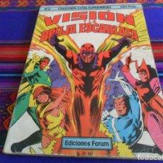 Cómics: FORUM COLECCIÓN EXTRA SUPERHEROES Nº2 VISIÓN Y LA BRUJA ESCARLATA. 250 PTS. 1984.. Lote 221366841