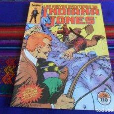 Cómics: FORUM VOL. 1 LAS NUEVAS AVENTURAS DE INDIANA JONES Nº 26 Y ÚLTIMO. REGALO Nº 21. 1985. 100 PTS.. Lote 257694205