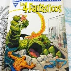 Cómics: LOS 4 FANTASTICOS N.º 1 BIBLIOTECA MARVEL EXCELSIOR FORUM TACO. Lote 221419325