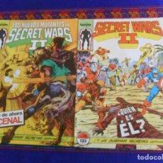 Cómics: FORUM VOL. 1 SECRET WARS II NºS 13 Y 14. 1986. 125 PTS. BUEN ESTADO.. Lote 221435425