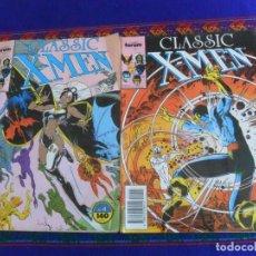 Cómics: FORUM VOL. 1 CLASSIC X-MEN NºS 4 Y 5. 1988. 140 PTS. PATRULLA X.. Lote 221435535