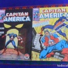 Cómics: FORUM VOL. 1 CAPITÁN AMÉRICA Nº 1. 1985. 100 PTS. REGALO Nº 16. BUEN ESTADO Y DIFÍCIL.. Lote 221436411