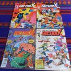 Cómics: FORUM VOL. 1 FACTOR X NºS 5, 7, 8 Y 11. 1988. 140 PTS.. Lote 221436612