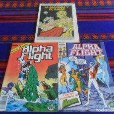 Cómics: FORUM VOL. 1 ALPHA FLIGHT NºS 26 Y 36. 1987. 140 PTS. REGALO Nº 16.. Lote 221436922