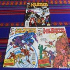 Cómics: FORUM VOL. 1 LOS NUEVOS VENGADORES NºS 17, 19 Y 21. 1988. 140 PTS.. Lote 221437073
