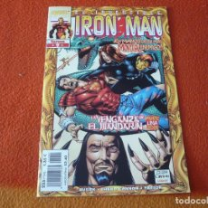 Cómics: IRON MAN VOL. 4 Nº 9 ( BUSIEK CHEN ) ¡BUEN ESTADO! FORUM MARVEL. Lote 221441122
