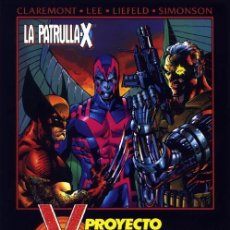 Cómics: OBRAS MAESTRAS 18: PATRULLA X - PROYECTO EXTERMINIO - FORUM. Lote 221451601