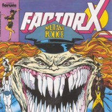 Cómics: FACTOR X VOLUMEN 1 NÚMERO 29 (FORUM). Lote 221459670