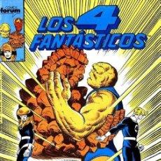 Cómics: LOS 4 FANTÁSTICOS VOLUMEN 1 NÚMERO 85 (FORUM). Lote 221461351