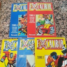 Cómics: EXCALIBUR TOMOS. Lote 221485755