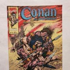 Cómics: CONAN EL AVENTURERO VOL. 1 # 4 (FORUM) - 1995. Lote 221518177