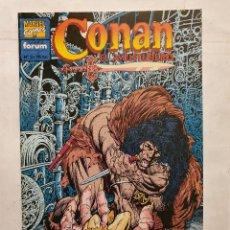 Cómics: CONAN EL AVENTURERO VOL. 1 # 4 (FORUM) - 1995. Lote 221518313