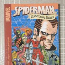 Cómics: SPIDERMAN. CUENTOS DE HADAS. NUMERO ÚNICO. PANINI COMICS 2008. Lote 221605465