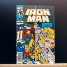 Cómics: IRON MAN N1 11 FORUM MARVEL. Lote 221608325