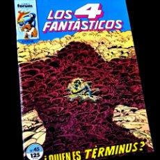 Cómics: DE KIOSCO LOS 4 FANTASTICOS 45 FORUM. Lote 221635080