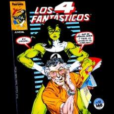 Cómics: DE KIOSCO LOS 4 FANTASTICOS 51 FORUM. Lote 221635291