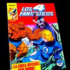 Cómics: DE KIOSCO LOS 4 FANTASTICOS 43 FORUM. Lote 221638405