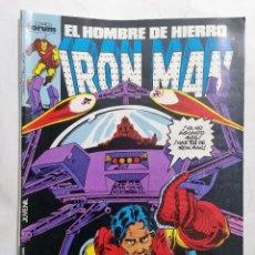 Cómics: EL HOMBRE DE HIERRO - IRON MAN, Nº 21, COMICS FORUM. Lote 221652688