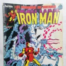 Cómics: EL HOMBRE DE HIERRO - IRON MAN, Nº 27, COMICS FORUM. Lote 221652742