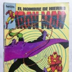 Cómics: EL HOMBRE DE HIERRO - IRON MAN, Nº 5, COMICS FORUM. Lote 221652915