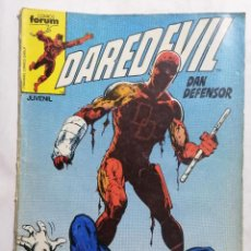 Cómics: DAREDEVIL - DAN DEFENSOR, Nº 28, COMICS FORUM. Lote 221655116