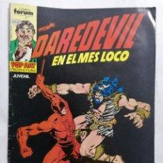 Cómics: DAREDEVIL - EN EL MES LOCO, Nº 29, COMICS FORUM. Lote 221655422