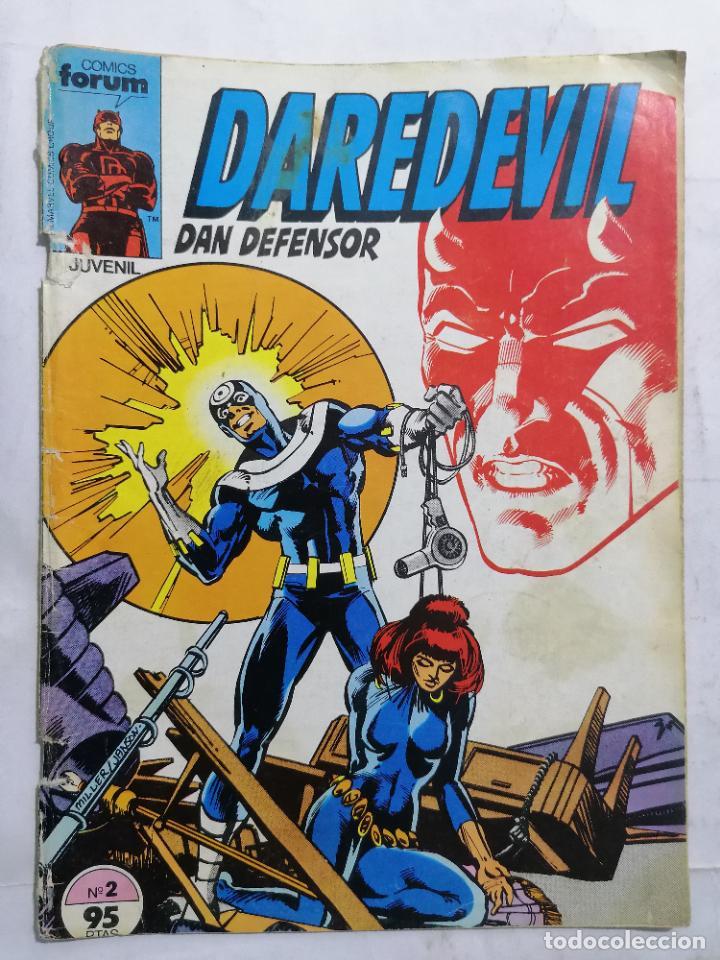 DAREDEVIL - DAN DEFENSOR, Nº 2, COMICS FORUM (Tebeos y Comics - Forum - Daredevil)