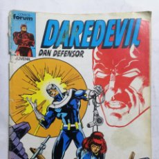 Cómics: DAREDEVIL - DAN DEFENSOR, Nº 2, COMICS FORUM. Lote 221655622