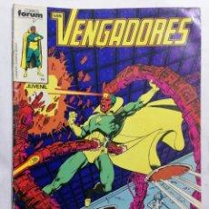 Cómics: LOS VENGADORES, Nº 16, COMICS FORUM. Lote 221656070